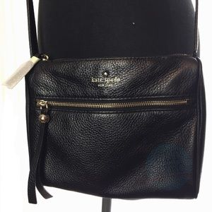 NEW Kate Spade NY Pebble Leather Crossbody